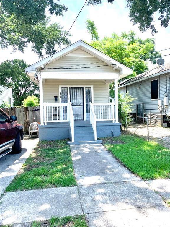 2552 Lavender Street, New Orleans, LA 70122 (MLS #2308126) :: Reese & Co. Real Estate