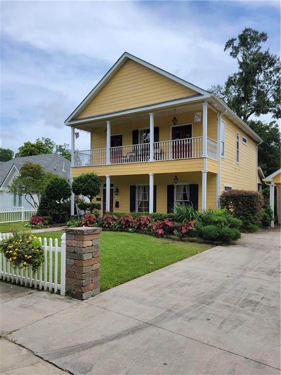 603 W Church Street, Hammond, LA 70401 (MLS #2308747) :: Turner Real Estate Group