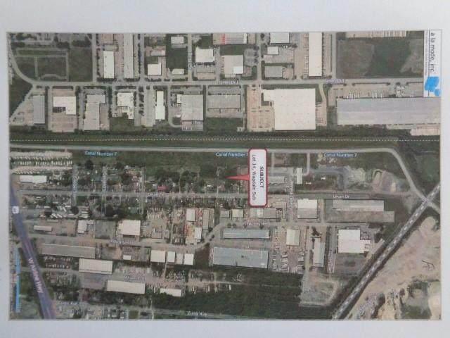 Lot 14 Wagdale Subdivision, Kenner, LA 70065 (MLS #2309134) :: Turner Real Estate Group
