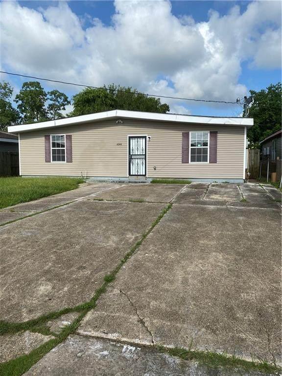 4944 Laine Avenue, New Orleans, LA 70126 (MLS #2309145) :: Amanda Miller Realty