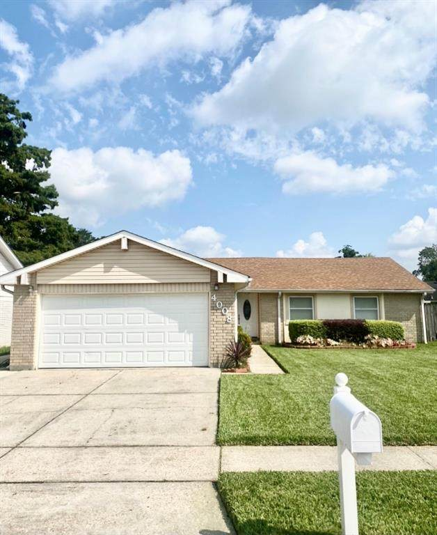 4008 N Woodbine Street, Harvey, LA 70058 (MLS #2312127) :: Freret Realty