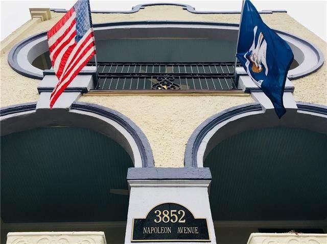 3852 Napoleon Avenue, New Orleans, LA 70125 (MLS #2312486) :: Satsuma Realtors