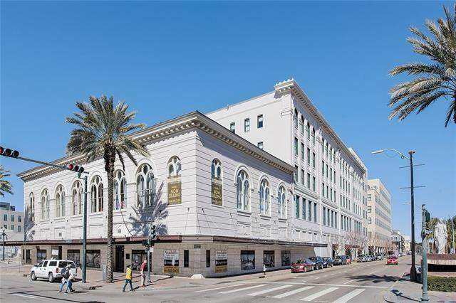 1201 Canal Street #414, New Orleans, LA 70112 (MLS #2313926) :: Freret Realty