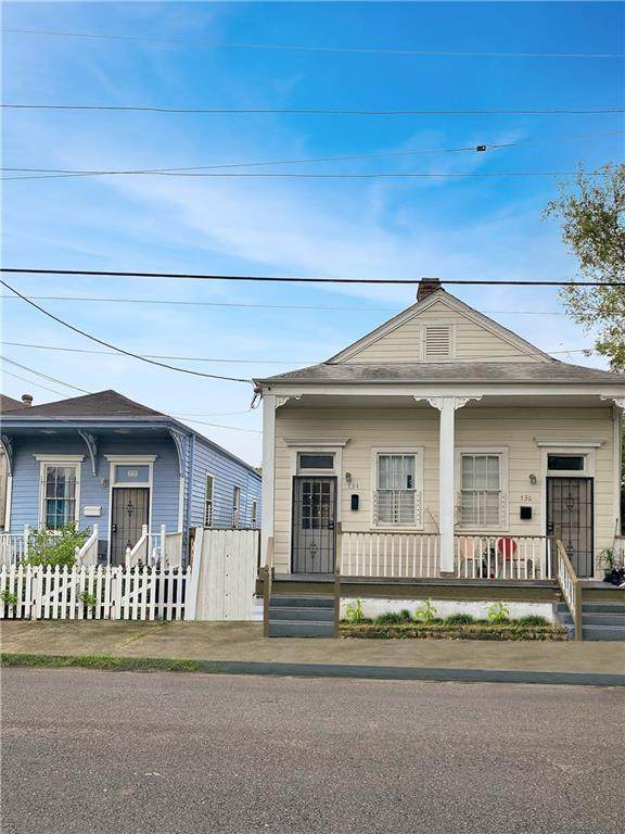 732 36 Ninth Street, New Orleans, LA 70115 (MLS #2315465) :: Freret Realty