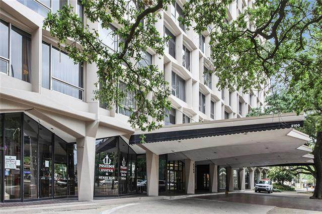 2100 St Charles Avenue 4MN, New Orleans, LA 70130 (MLS #2315557) :: Freret Realty