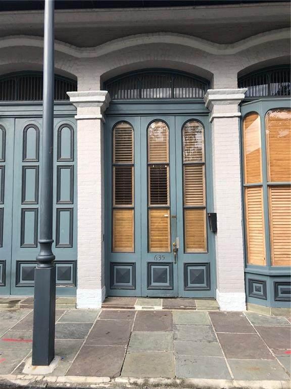 635 Ursulines Avenue #7, New Orleans, LA 70116 (MLS #2316272) :: Satsuma Realtors