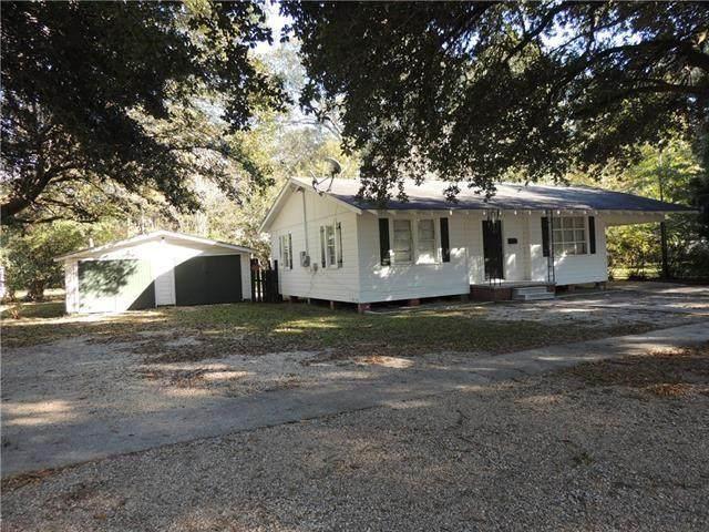 207 S Myrtle Street, Amite, LA 70422 (MLS #2318968) :: Keaty Real Estate