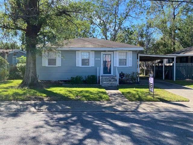 320 East Avenue, Harahan, LA 70123 (MLS #2319837) :: United Properties