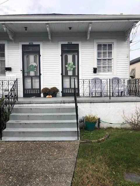 5519 Camp Street, New Orleans, LA 70115 (MLS #2319929) :: Keaty Real Estate
