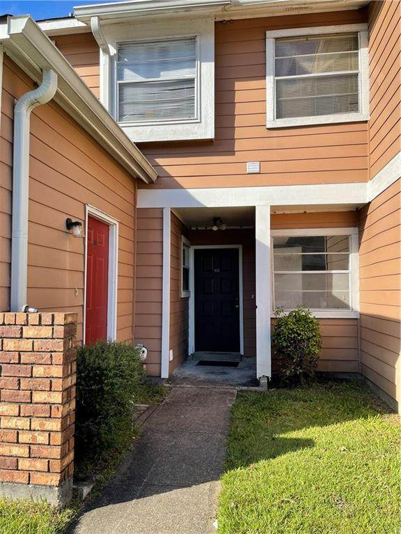 2425 Oxford Place #158, Gretna, LA 70056 (MLS #2319945) :: The Sibley Group