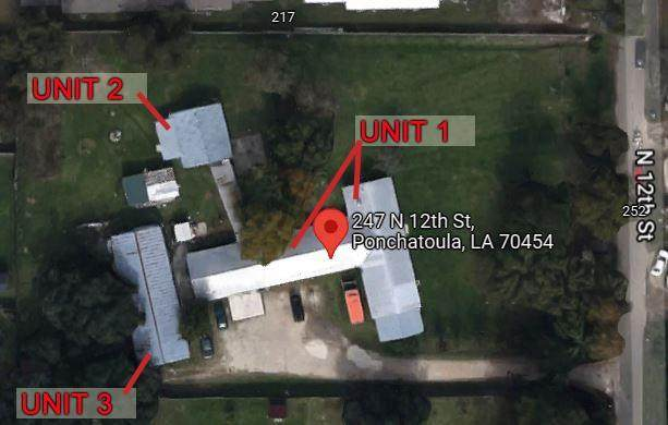 247 N 12TH Street, Ponchatoula, LA 70454 (MLS #2320390) :: United Properties