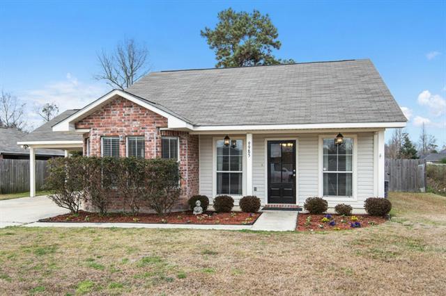 9985 Columbus Drive, Denham Springs, LA 70706 (MLS #2000273) :: Turner Real Estate Group