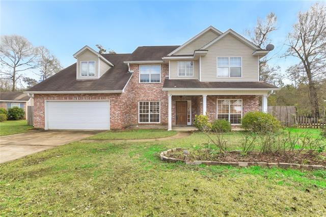 584 Jack Drive, Covington, LA 70433 (MLS #2087766) :: Turner Real Estate Group