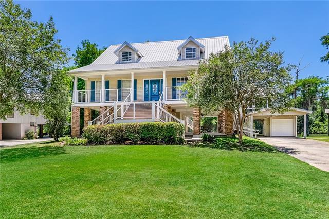 69035 Riverbend Drive, Covington, LA 70433 (MLS #2087806) :: Turner Real Estate Group