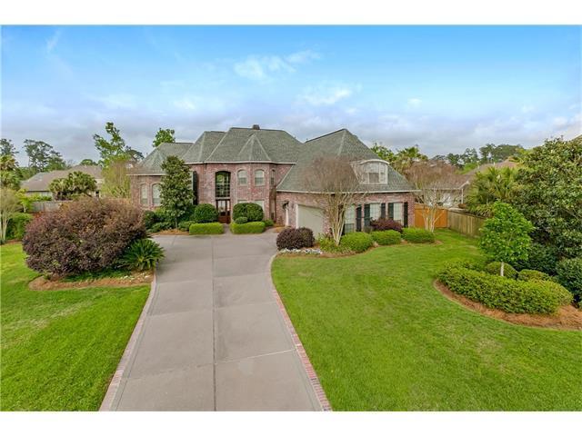 406 Dawn Court, Mandeville, LA 70448 (MLS #2096453) :: Turner Real Estate Group
