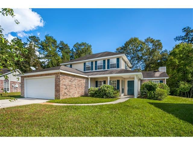 588 Jack Drive, Covington, LA 70433 (MLS #2098675) :: Turner Real Estate Group