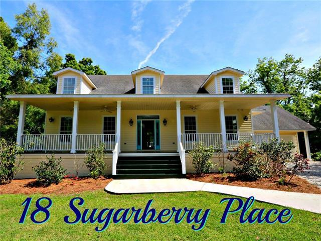 18 Sugarberry Place, New Orleans, LA 70131 (MLS #2098801) :: Parkway Realty