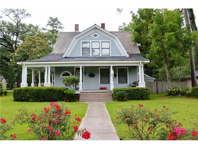 510 W Church Street, Hammond, LA 70401 (MLS #2104200) :: Crescent City Living LLC