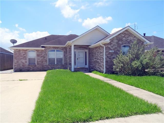 7648 Anne Marie Court, New Orleans, LA 70128 (MLS #2104271) :: Turner Real Estate Group