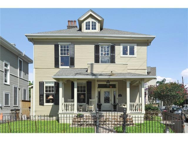 1301 Coliseum Street, New Orleans, LA 70130 (MLS #2110774) :: Crescent City Living LLC