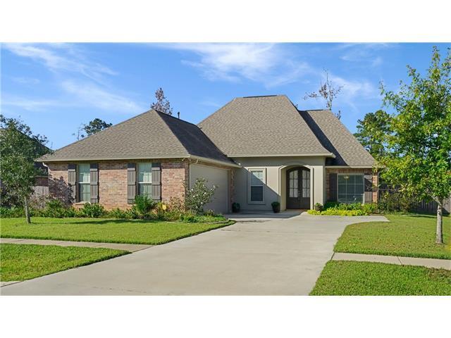 537 English Oak Drive, Madisonville, LA 70447 (MLS #2111553) :: Turner Real Estate Group
