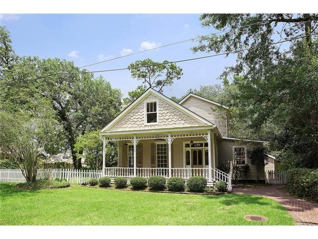 424 W 15TH Avenue, Covington, LA 70433 (MLS #2114478) :: Turner Real Estate Group
