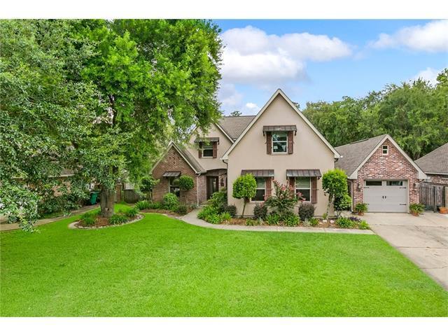 734 Magnolia Ridge Drive, Mandeville, LA 70448 (MLS #2114740) :: Turner Real Estate Group