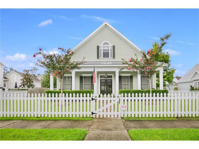 1419 Savannah Street, Covington, LA 70433 (MLS #2115349) :: Watermark Realty LLC