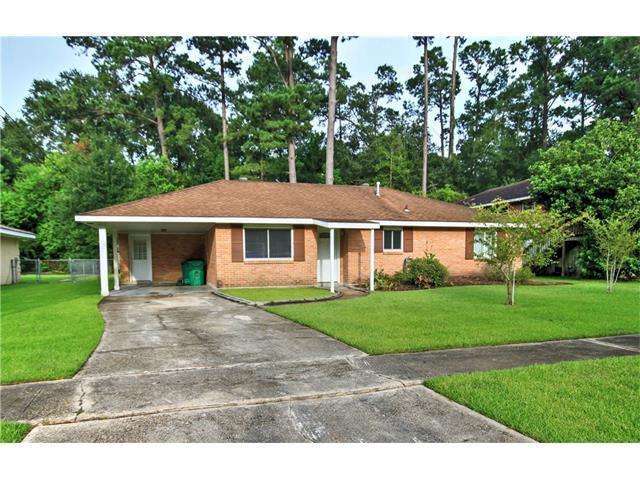 2122 Park Drive, Slidell, LA 70458 (MLS #2115877) :: Turner Real Estate Group