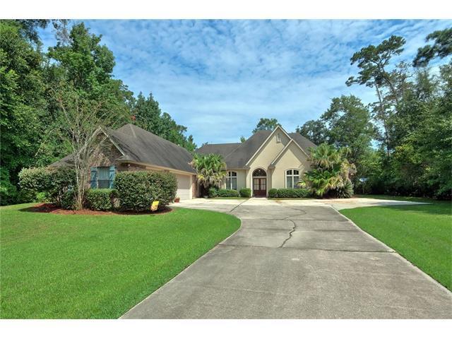 1221 Bluff Drive, Slidell, LA 70461 (MLS #2118192) :: Turner Real Estate Group