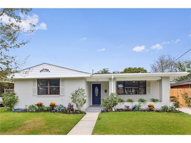 168 Hibiscus Place, River Ridge, LA 70123 (MLS #2118428) :: Turner Real Estate Group
