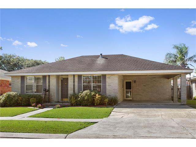 4016 Napoli Drive, Metairie, LA 70002 (MLS #2118649) :: Turner Real Estate Group