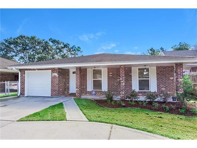 4617 Transcontinental Drive, Metairie, LA 70006 (MLS #2119454) :: Turner Real Estate Group