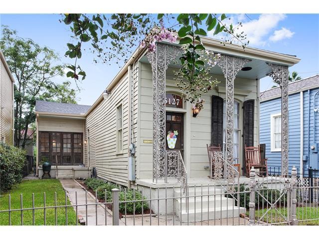 5127 Coliseum Street, New Orleans, LA 70115 (MLS #2119606) :: Crescent City Living LLC