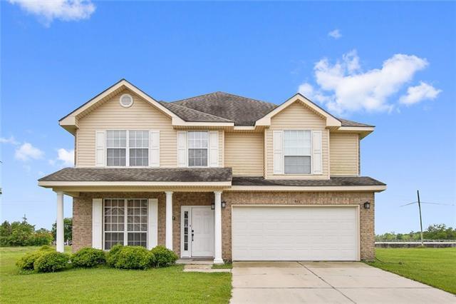 7449 Silverado Drive, Marrero, LA 70072 (MLS #2119635) :: Turner Real Estate Group
