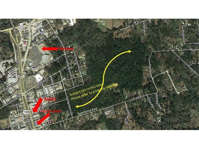 N Harison Street, Covington, LA 70433 (MLS #2119820) :: Turner Real Estate Group