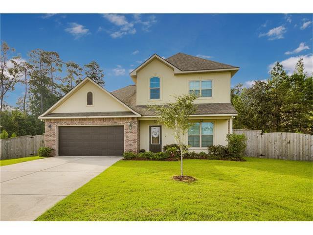 907 Woodsprings Court, Covington, LA 70433 (MLS #2120419) :: Turner Real Estate Group