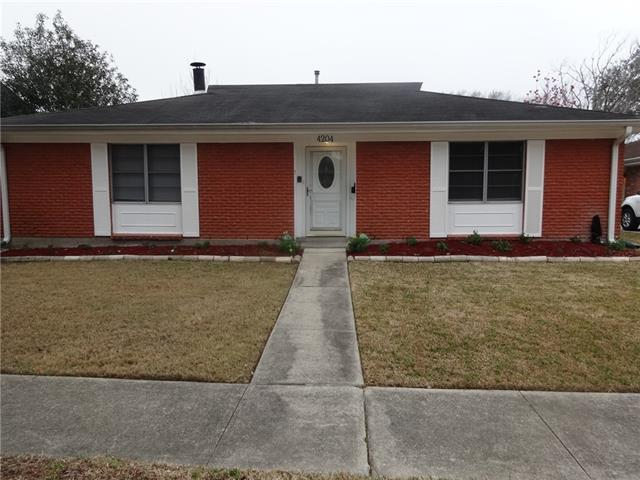 4204 Napoli Drive, Metairie, LA 70002 (MLS #2121380) :: Turner Real Estate Group