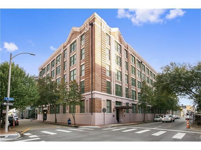 700 S Peters Street #503, New Orleans, LA 70130 (MLS #2122475) :: Turner Real Estate Group