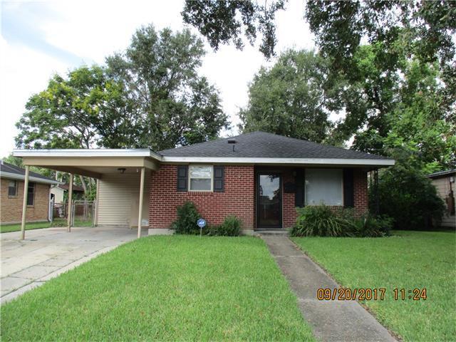 1109 Terry Street, New Orleans, LA 70114 (MLS #2122715) :: Turner Real Estate Group