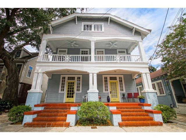 2409-11 Magazine Street, New Orleans, LA 70130 (MLS #2122812) :: Turner Real Estate Group