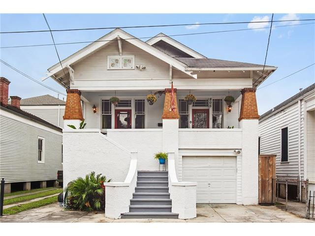 805 Pacific Avenue, New Orleans, LA 70114 (MLS #2124919) :: Turner Real Estate Group