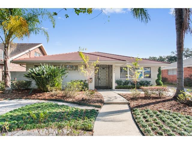 725 Sena Drive, Metairie, LA 70005 (MLS #2125428) :: Turner Real Estate Group