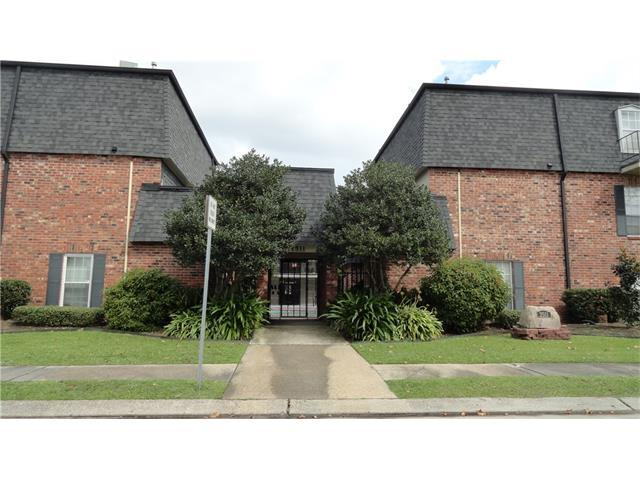 2511 Metairie Lawn Drive #318, Metairie, LA 70002 (MLS #2125535) :: Turner Real Estate Group