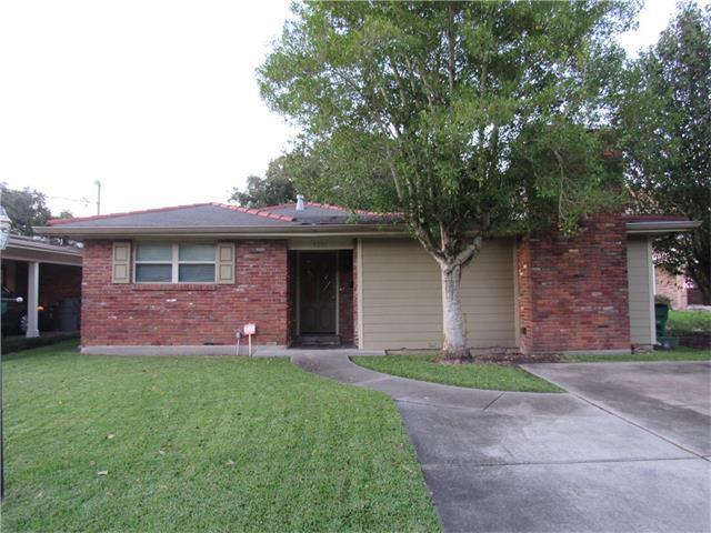4001 Jasper Street, Metairie, LA 70002 (MLS #2125646) :: Turner Real Estate Group