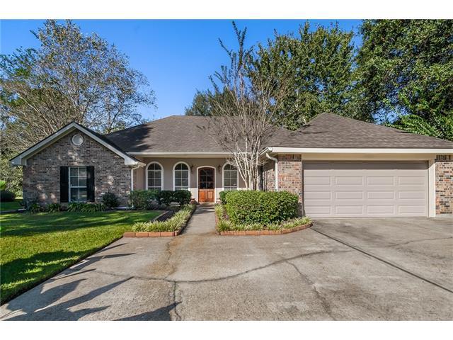 438 Westwood Drive, Mandeville, LA 70471 (MLS #2127172) :: Turner Real Estate Group