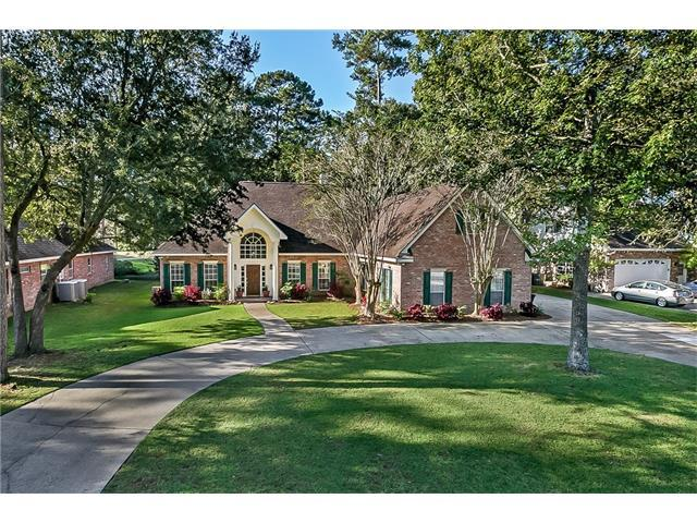 125 Fontainbleau Drive, Mandeville, LA 70471 (MLS #2128012) :: Turner Real Estate Group