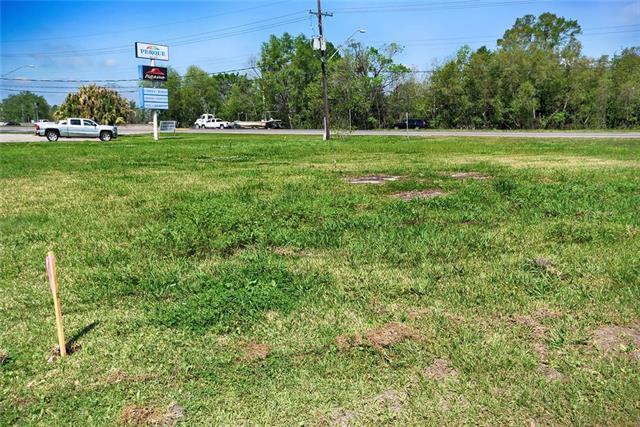 0 La Us Hwy 90 Highway, Luling, LA 70070 (MLS #2128094) :: Crescent City Living LLC