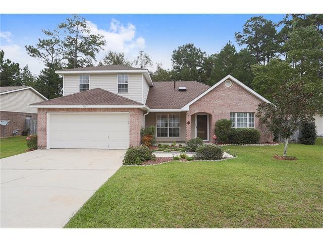 136 Emerald Creek E, Abita Springs, LA 70420 (MLS #2128467) :: Turner Real Estate Group