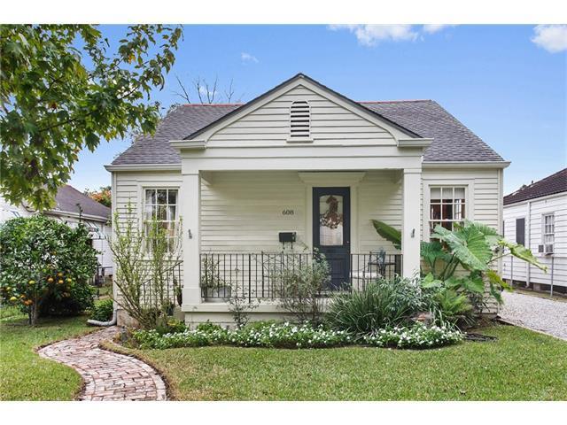 608 N Rio Vista Avenue, Jefferson, LA 70121 (MLS #2131570) :: Crescent City Living LLC